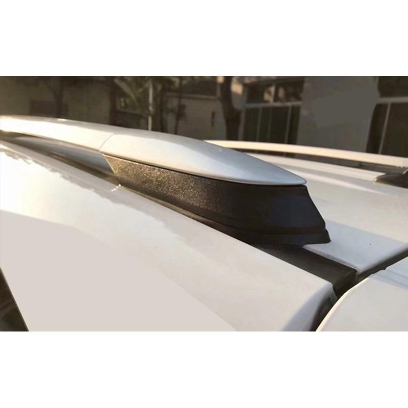 trilho lateral do telhado rack para rav4 2014 2015 2016 2017 2018 02