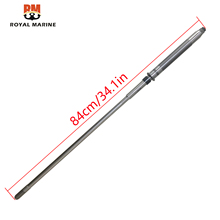 6H3 45501 11 Drive Shaft  (long) for yamaha outboard motor 2 stroke 50HP 60HP 70HP  6H3 45501 10 84MM 6H3 45501