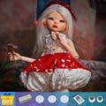 Кукла BJD Shuga сказочная Yaho Dust of Doll Coti 1/6, фантазия, голова, косметика, куклы, профессиональная игрушка для макияжа, подарки, подвижная шарнирная ...