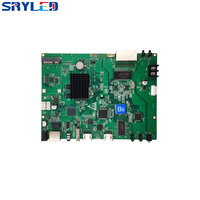 HD B6 Dual mode Control Card LED Poster LED Advertising Player Control Card