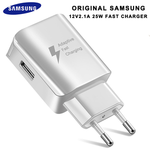 EP-TA300 25W 12V 2.1A Fast Wall Charger 120CM USB C Type C For Samsung Galaxy S10 S9 S8 Plus Note 9 8 7 5 FE Tab Note A S Series(China)
