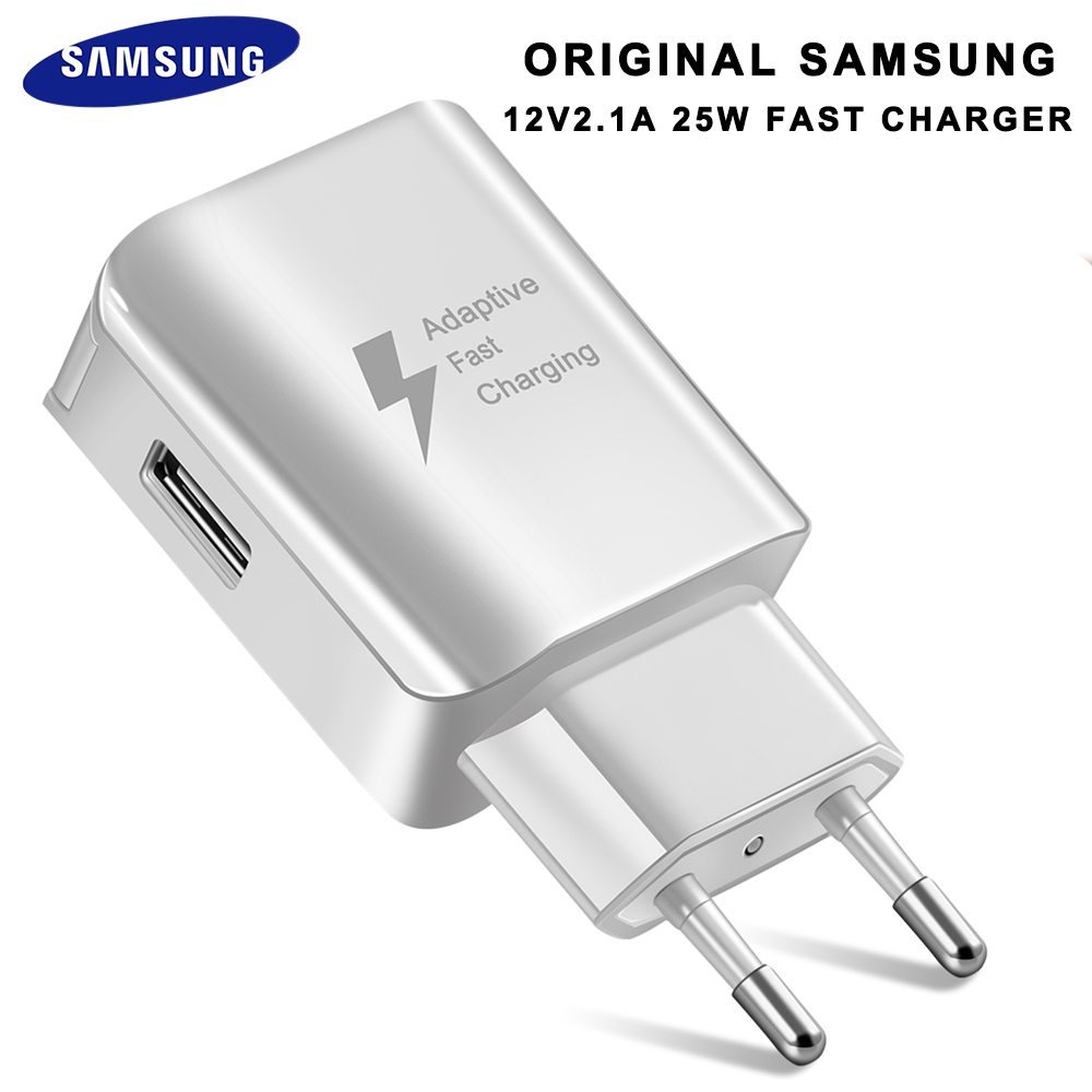 EP-TA300 25W 12V 2.1A Fast Wall Charger 120CM USB C Type C For Samsung Galaxy S10 S9 S8 Plus Note 9 8 7 5 FE Tab Note A S Series