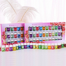 New 36 PCS Water-soluble Oil Essential Oils For Aromatherapy Lavender Oil Humidifier Oil With 12 Kinds Of Fragrance