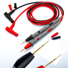 Needle-Multimeter Cable Wire-Pen Lead-Probe Test Digital 1000V Universal 10A 20A Thin-Tip