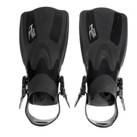 New Adult Children Fins Flippers for Scuba Diving Swimming Snorkeling Swim Snorkel Water Sports Training Aid