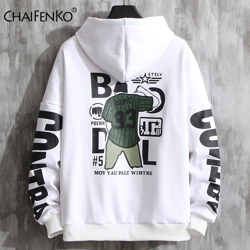 2020 New Fashion Brand Men Hoodies Spring Autumn Casual Hoodies Sweatshirts Men Street Hip Hop Harajuku Hoodies Sweatshirt Tops