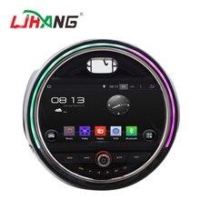 LJHANG 1 din Android автомобильный мультимедийный плеер для BMW Mini Cooper Автомагнитола wifi Navi Авто головное устройство Автомобильный RDS USB FM