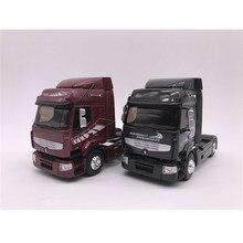 Новинка 1/43 грузовик специальный литой металлический Рабочий стол дисплей Коллекция Модель игрушки для детей