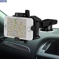 Soporte de teléfono para coche, base de ventilación de 360 grados para teléfono móvil, GPS, Smartphone