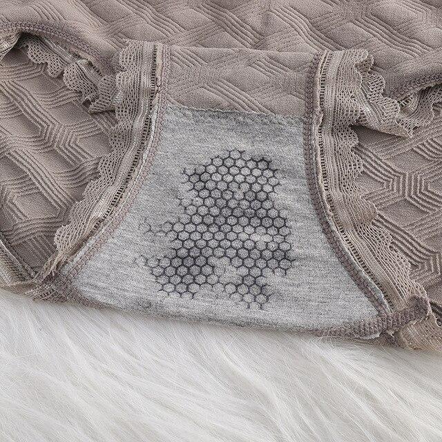 Фото biiggxx [4 шт] день красивое нижнее белье 10 бесшовные графеновые цена