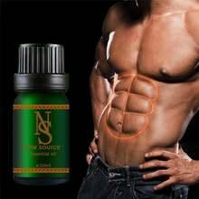 Быстрое похудение мощное мышечное эфирное масло антицеллюлитное