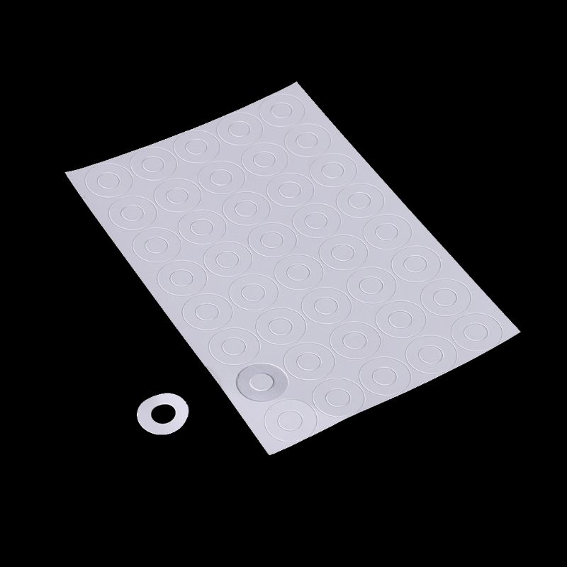1S 18650 Battery Insulation Gasket Barley Paper Li Cell Insulating Glue Patch L41E