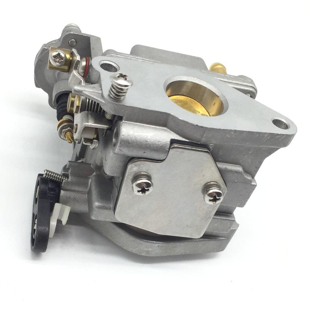 Rebuild Carburetor Assembly Carb Engine 66M-14301-11 66M-14301-00 Components