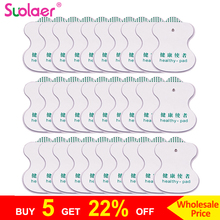 30/20/10PCS Self Adhesive Replacement Tens Electrode Pads Square Muscle Stimulator Electric Digital Machine Massager Sticker HOT