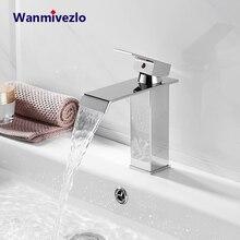 Grifo de lavabo montado en cubierta, mezclador de lavabo, grifo de agua fría y caliente, monomando, grifos de fregadero Torneira