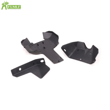 Engine Plate Gear Guard Chassis Protection Shield Fit for 1/5 HPI Baja 5B 5T SC Buggy Truck King Motor Rovan