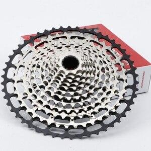 Image 2 - خفيفة متب 12 سرعة 10 50T XD ولت كاسيت في نهاية المطاف نك دراجة هوائية جبلية حرة عجلة الصلب دائم 12 s k7 ضرس 390g