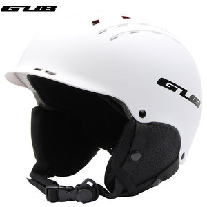 GUB 606 Multi-functional Ski Helmet MTB Bicycle Sports Cycling Helmet Safety Horse Integrally-molded Snow Snowboard Helmet