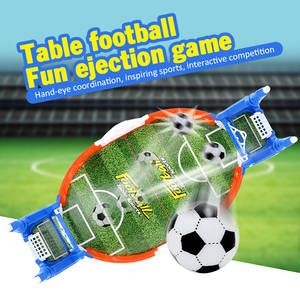 Soccer-Toys Game-Board Table-Top Football Home-Portabletable-Games Mini Indoor Match-Kit