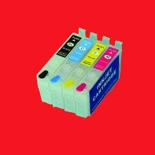 Многоразовый картридж YOTAT для T702 T702XL / T3451- T3454, без чипа