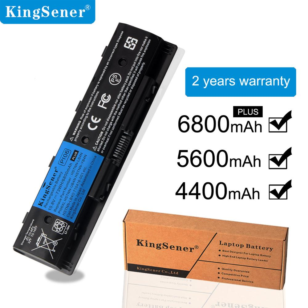 Kingsener PI06 Laptop Battery For HP Pavilion 14 15 Envy 17 17t 17z HSTNN-DB4N HSTNN-DB4O HSTNN-LB4O 710417-001 710416-001PI09