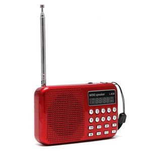 Image 5 - Mini LCD Digital Audio FM Radio USB Micro SD TF Card Speaker MP3 Music Player