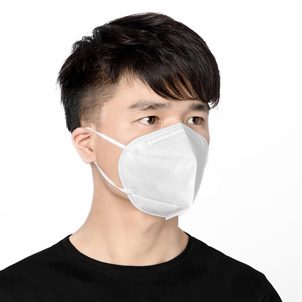 20PCS KN95 Mask Dust Same Grade FFP2 Mask Respirator Anti-fog Safety Mask Outdoor Dust Pollution Pollen,PM2.5