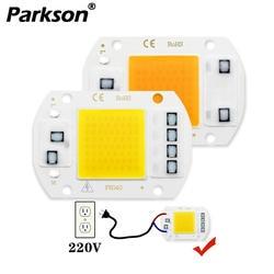 УДАРА Чип светодиодного освещения 220 V 10 W 50 W 20 W 30 W 3-9 W прямоугольный чип для Светодиодный прожектор лампа Y27 Y32 не нужны драйвера DIY