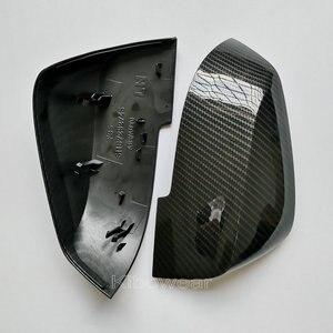 Image 3 - Kibowear สำหรับ BMW F30 F31 F20 F21 F22 F23 F32 (คาร์บอน) กระจกครอบคลุมหมวก F33 F34 X1 E84 ปีกด้านข้าง 1 2 3 4 เปลี่ยน 2014