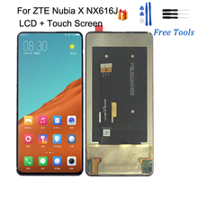 Original Display For ZTE Nubia X NX616J LCD Touch Screen Digitizer Assembly 6.26