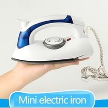 Мини-электрический утюг, маленький мощный, для студенческого общежития, с паровым утюгом, для путешествий, электрический утюг, ручной, Plancha De Vapor Portatil