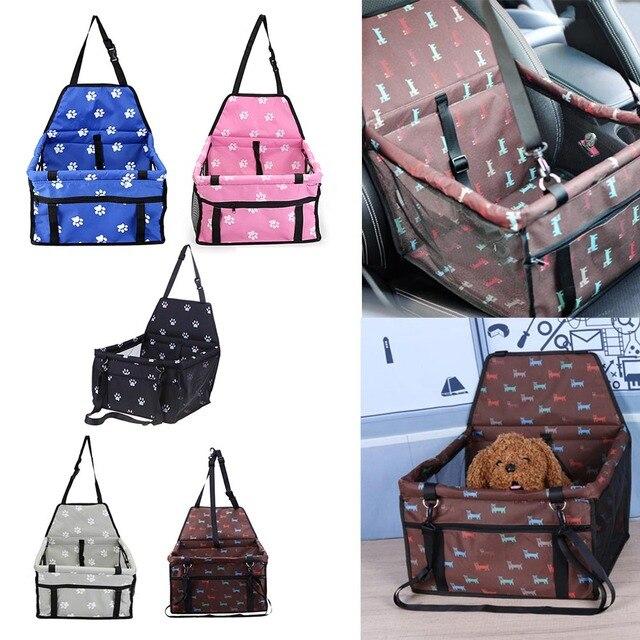 Dog Car Seat Carrier 2