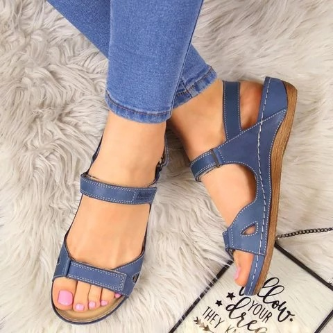 Summer Women Hemp Sandals Flip Flops Fashion Slip-On Sandalia Feminina Summer Shoes 2020 Femme Platform Sandalias Mujer