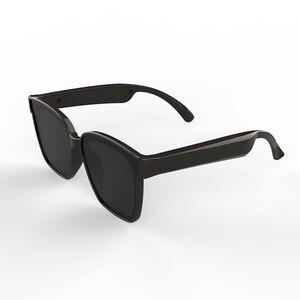 Image 1 - A3 2 ב 1 משקפי חכמים אלחוטי Bluetooth אוזניות BT5.0 מוסיקה משקפיים חיצוני רכיבה על אופניים משקפי שמש ספורט אוזניות עם מיקרופון