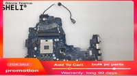 SHELI for TOSHIBA P750 P755 P750 755 Laptop Motherboard LA 6832P 100% Tested and guaranteed in good working condition