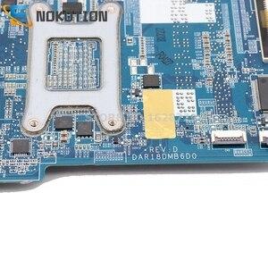Image 4 - NOKOTION האם מחשב נייד עבור HP Pavilion G4 G6 G7 I3 370M מעבד GT520M GPU 655985 001 DAR18DMB6D1 Mainboard