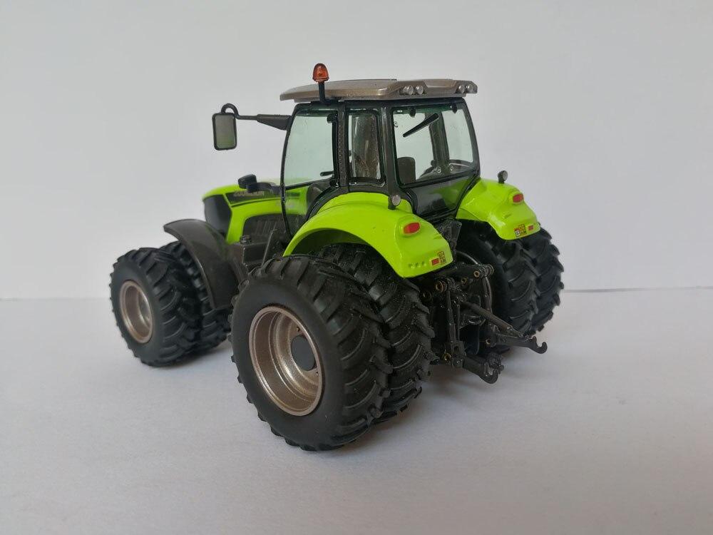 1:50 Zoomlion PL2304 четырехколесный трактор литая модель коллекционная игрушка