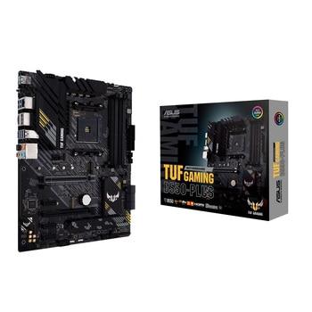 new orignal ASUS TUF GAMING B550-PLUS motherboard+AMD R5 5600X/R7 5800X/R9 5900X CPU motherboard+CPU set