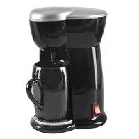 Mini máquina de café único copo máquina de café expresso casa elétrica automática (plug ue)|Cafeteiras| |  -