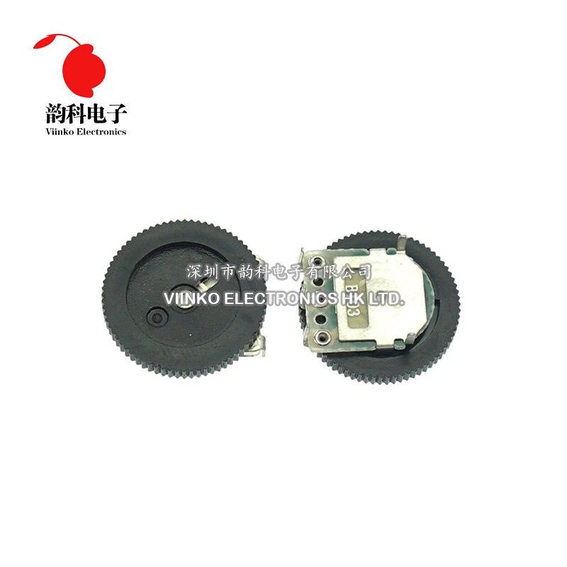 10 шт., потенциометр для настройки передач B503, 50K Ом, 3Pin, 16х2 мм