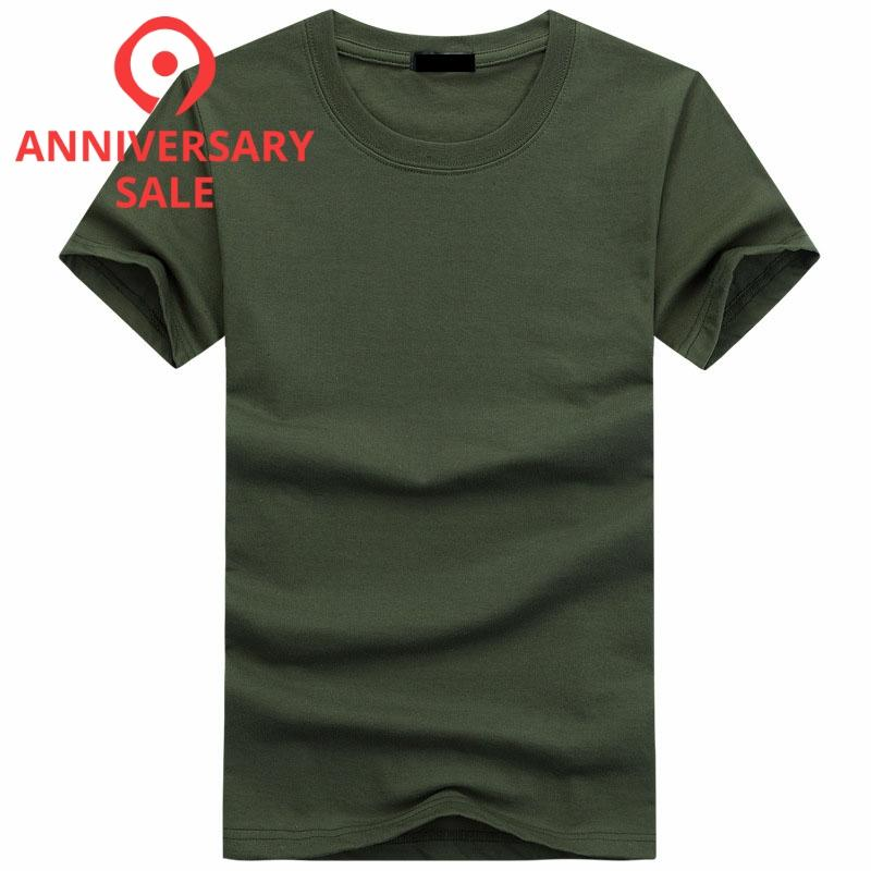 2019 High Quality Fashion Mens T Shirts Casual Short Sleeve T-shirt Mens Solid Casual Cotton Tee Shirt Summer Clothing 5XL TX112