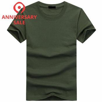 Hot Sale High Quality Fashion Mens T Shirts Short Sleeve T-shirt Mens Solid Casual Cotton Tee Shirt Summer Clothing 5XL TX112