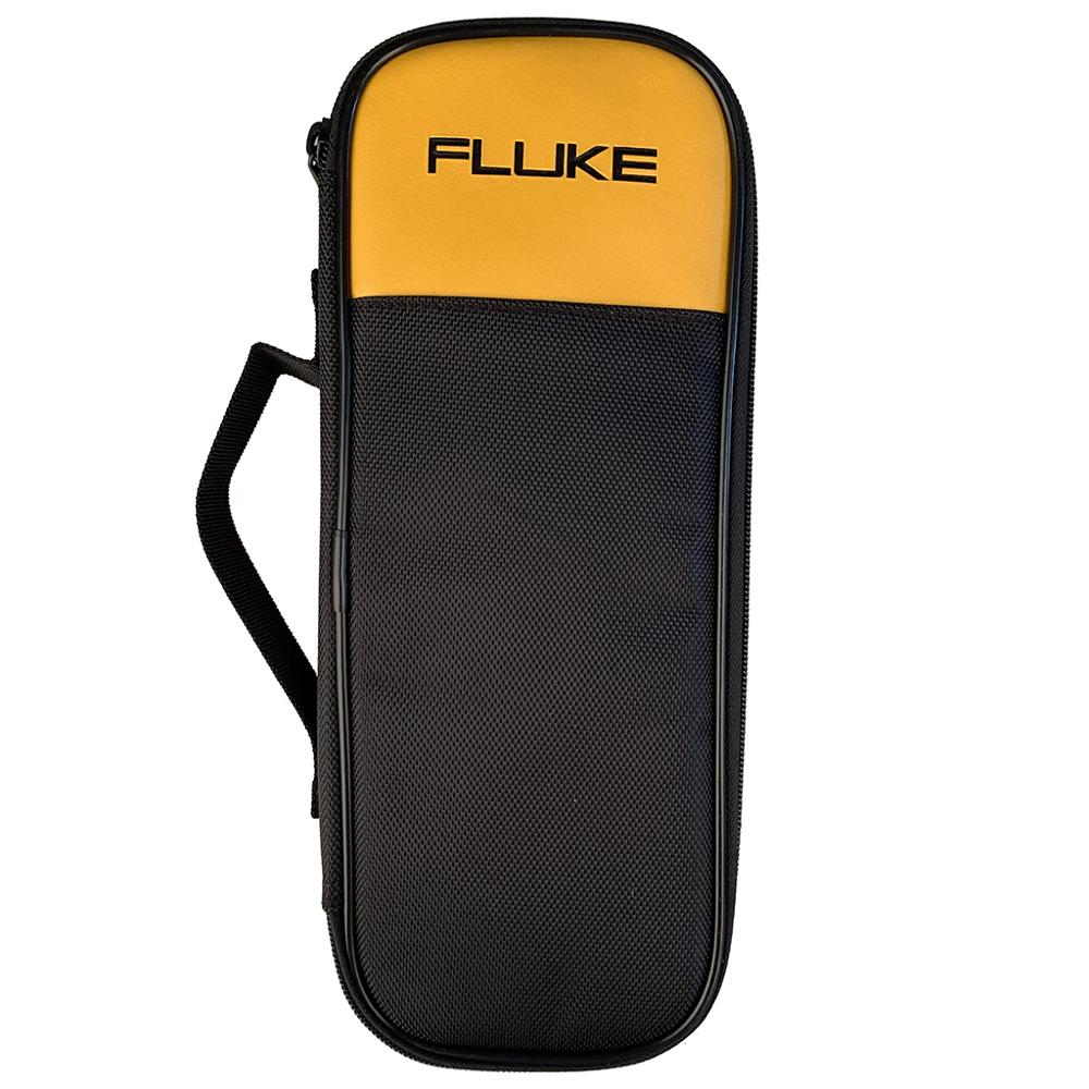 With Clamp Case Voltage Meter Soft Non T6 Tester Contact Fluke Current Electrical Fluke  Clamp 600 Continuity Original