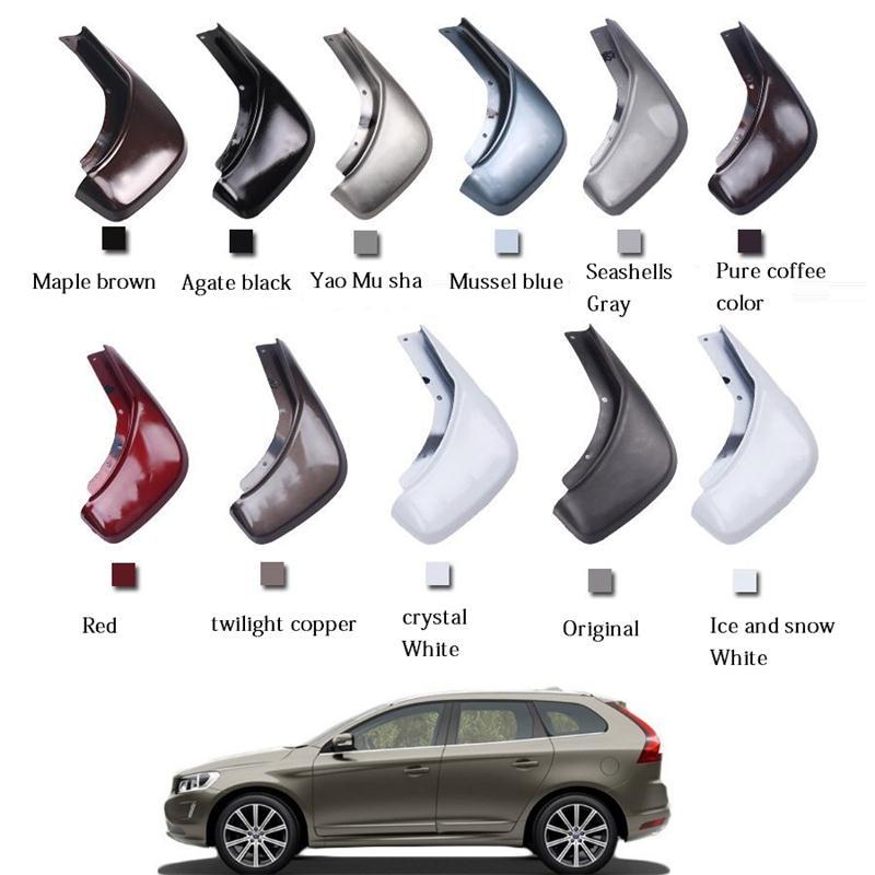2014 2015 2016 2017 para Volvo xc60 lama fender pintura de retenção acessórios xc60