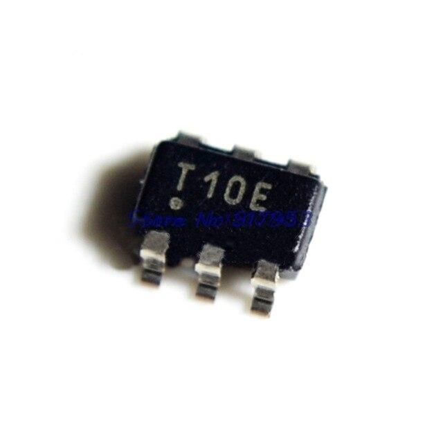 2pcs/lot ATTINY10-TSHR ATTINY10 T10E SOT23-6 SMD In Stock
