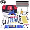 PDR Werkzeuge Ausbeulen ohne Reparatur Werkzeuge Dent Entfernung Kit LED Reflektor Bord Dent Puller Kleber Sticks Hand Tool Set ferramentas-in Handwerkzeug-Sets aus Werkzeug bei