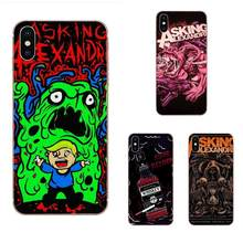 Soft Case British Metal Orchestra Asking Alexandria For Xiaomi Redmi Mi 4 7A 9T K20 CC9 CC9e Note 7 9 Y3 SE Pro Prime Go Play(China)