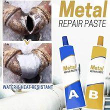 Colle à souder à séchage rapide en acier, fonte, Agent de réparation des métaux, 1 pièce, 20g/50g/80g/100g