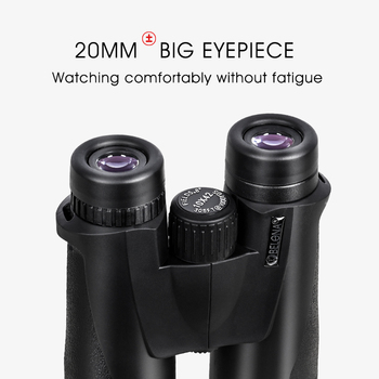 10x42 Binoculars Hunting and Tourism BAK4 Prism FMC Coating HD Low Light Night Vision Professional Powerful Military Telescope 2