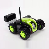 High Quality RC Car 4CH Wifi with IP Camera Remote Control Tank Cloud Rover Companion Household Appliances IR